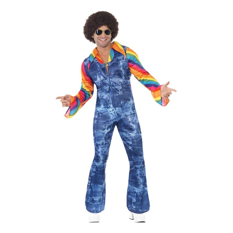 groovy hippie kostume til mænd - Hippie kostume til mænd