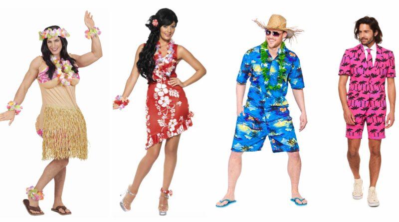 hawaii kostume til voksne, hawaii udklædning til voksne, hawaii kostumer, hawaii voksenkostumer, hawaii temafest, hawaii kostume til mænd, hawaii kostumer til kvinder, hawaii kostume til sidste skoledag 2019, hawaii fastelavnskostume til voksne, kostume udsalg, hawaii kostume budget, hawaii kostume tilbud