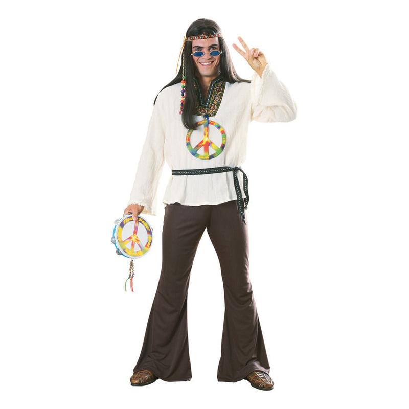 hippie kostume til mænd - Hippie kostume til mænd