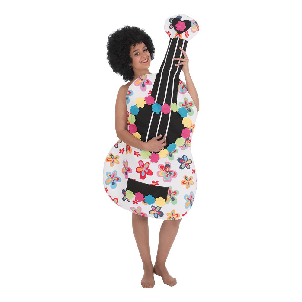 ukulele kostume til kvinder - Hippie kostume til kvinder
