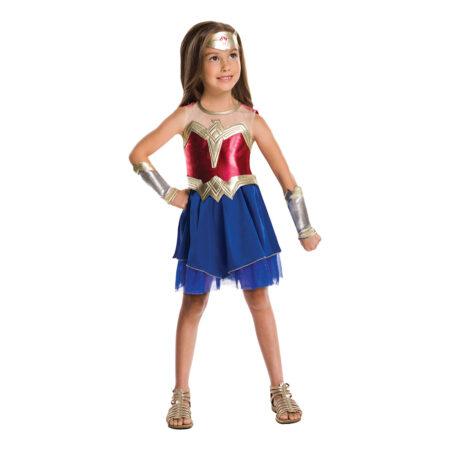 wonder woman børnekostume 450x450 - Wonder Woman kostume til børn
