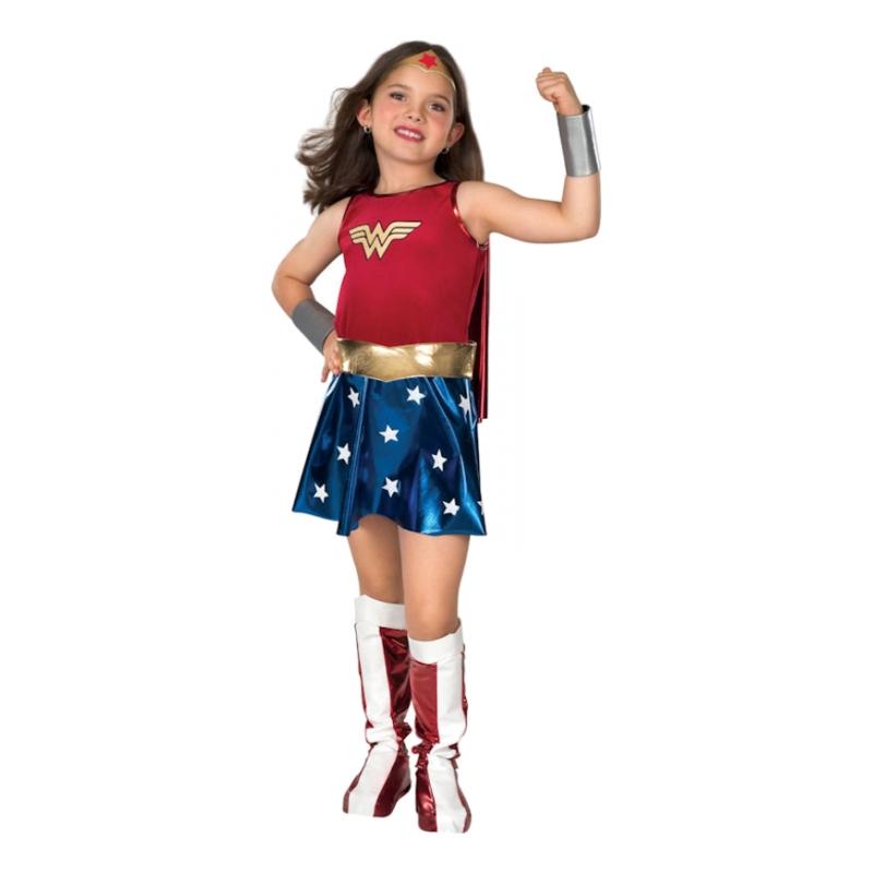 wonder woman kostume til børn - Wonder Woman kostume til børn