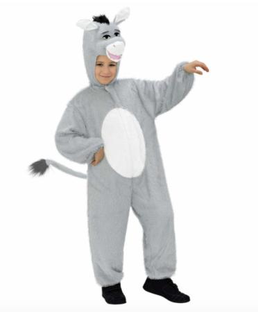 sel kostume til børn 372x450 - Shrek kostume til børn