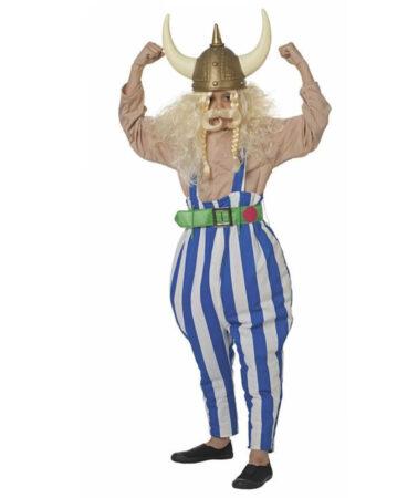 obelix kostume til børn stærk mand kostume til børn galler børnekostume