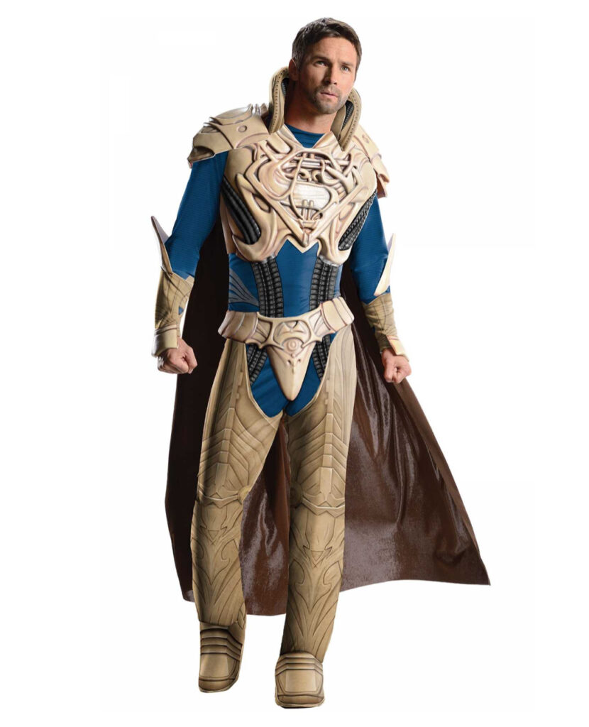 jor-el supermans far kostume