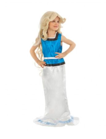 lillefix kostume til piger asterix kostume til piger