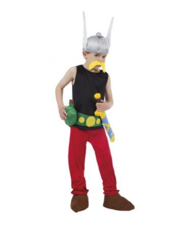 asterix kostume til børn asterix børnekostume