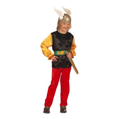 asterix budget kostume til børn asterix børnekostume asterix kostume barn