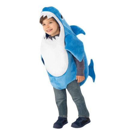 Baby shark børnekostume 450x450 - Haj kostume til børn og baby