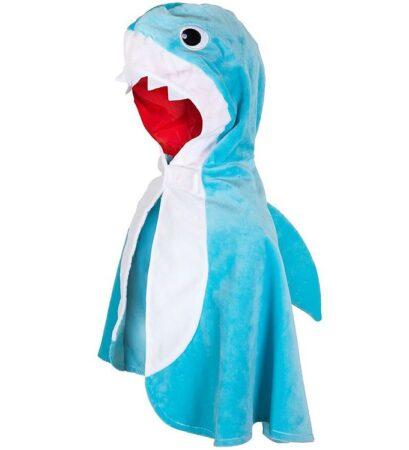 Great Pretenders haj udklædning til børn 409x450 - Haj kostume til børn og baby