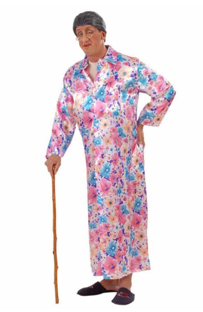 dragqueen kostume bedstemor kostume