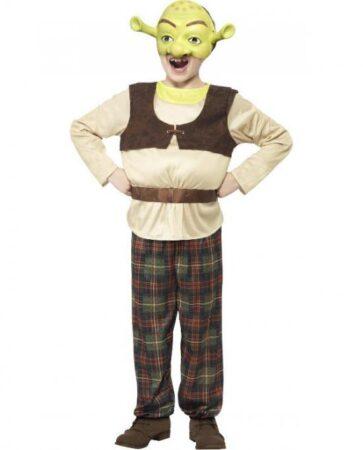 Shrek børnekostume 363x450 - Shrek kostume til børn