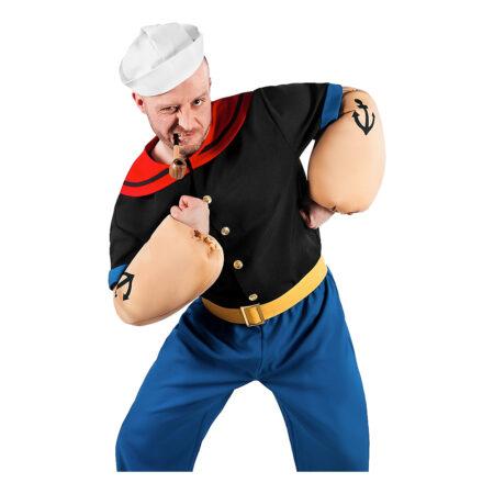 Skipper skræk kostume 1 450x450 - Skipper Skræk kostume til voksne