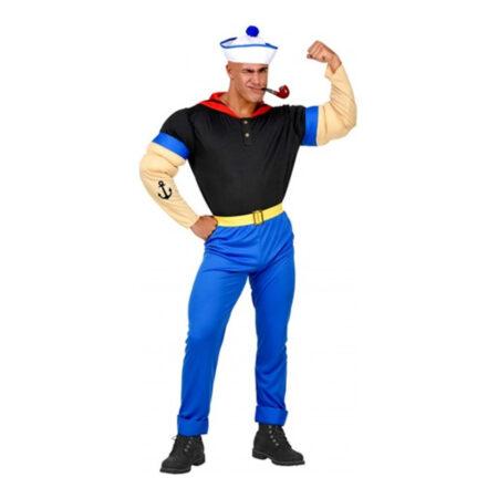 Skipper skræk kostume 450x450 - Skipper Skræk kostume til voksne