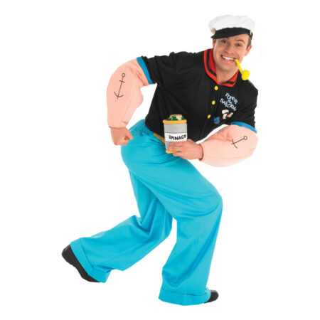 Skipper skræk kostume til voksne 450x450 - Skipper Skræk kostume til voksne