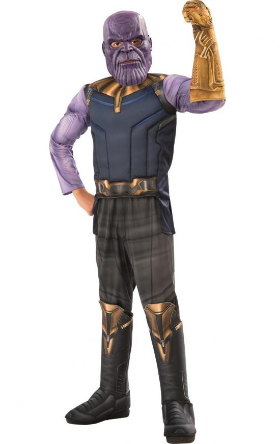 Thanos børnekostume - Thanos kostume til børn