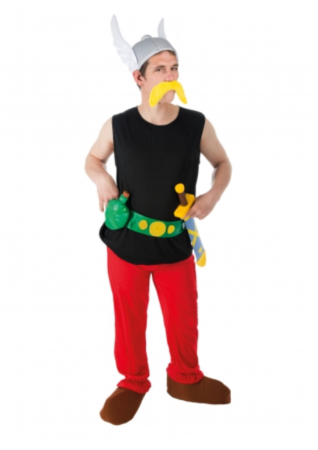 asterix luksus kostume til voksne