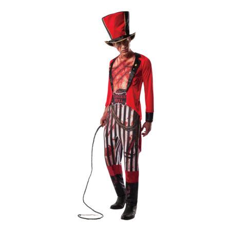 blodigt løvetæmmer kostume til voksne løvetæmmer halloween kostume blodigt halloween kostume