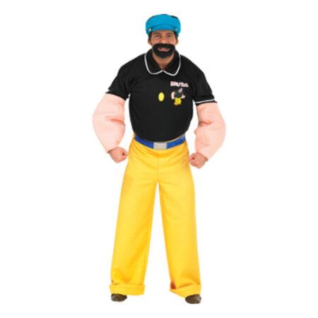 bluto kostume til voksne 450x450 - Skipper Skræk kostume til voksne