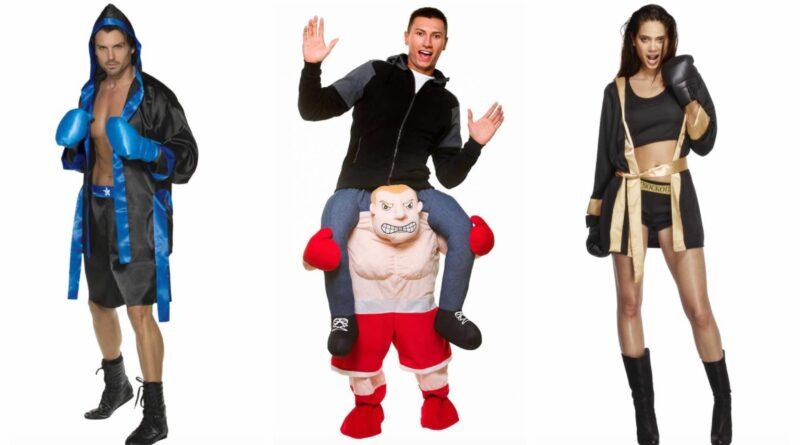 bokser kostume til voksne, bokser udklædning til voksne, bokse kostume til voksne, bokser voksenkostumer, bokse kostumer, bokser kostume til mænd, bokse kostume til kvinde, kostume til sidste skoledag, bokser kostume tilbud,
