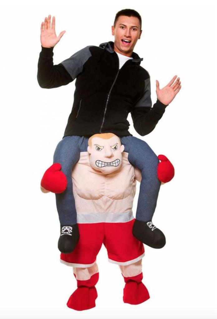 carry me bokser kostume til voksne 696x1024 - Bokser kostume til voksne