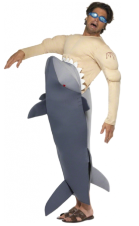 haj udklædning