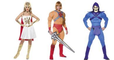he-man kostume til voksne 80er kostume 80er fest kostume 80er fest udklædning 80er superhelt