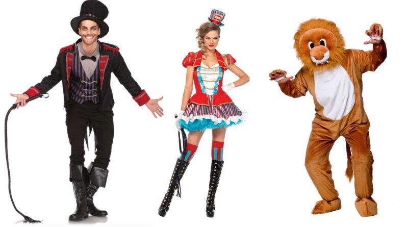 løvetæmmer kostume 800x445 - Løvetæmmer kostume til voksne