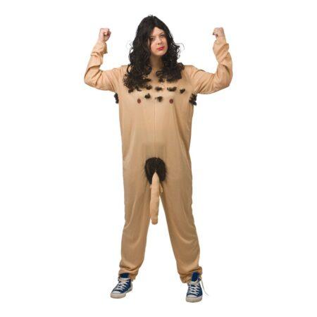 nøgen mand kostume 450x450 - Nudist kostume til voksne