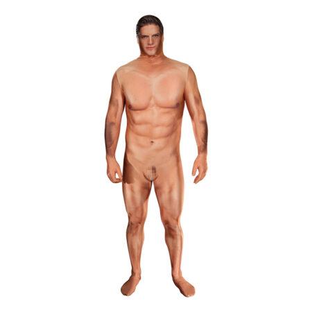 nøgen mand kostume til voksne 450x450 - Nudist kostume til voksne