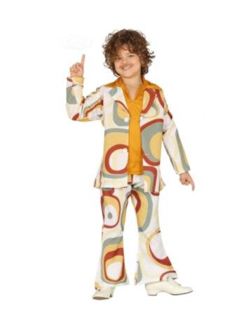 disko børnekostume 70er kostume til børn