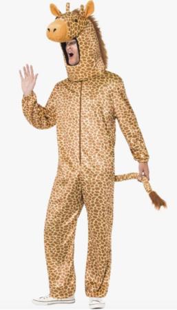 giraf kostume til voksne 257x450 - Giraf kostume til voksne