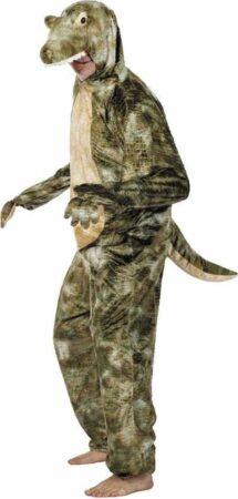 krokodille kostume 215x450 - Krokodille kostume til voksne