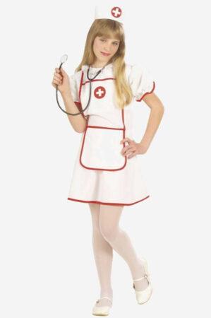 old school sygeplejeske kostume til piger