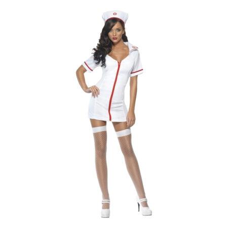 sexet sygeplejeske kostume til kvinder