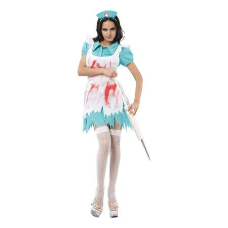 halloween sygeplejeske kostume