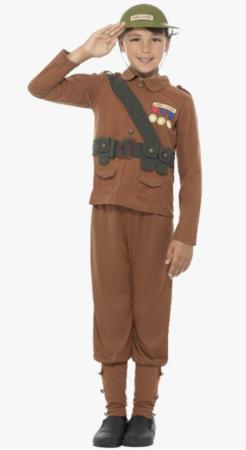 Skærmbillede 2019 07 06 kl. 16.24.15 246x450 - Soldat kostume til børn