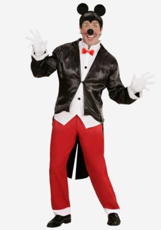 mickey mouse kostume til voksne mickey mouse kostume til mænd disney kostume til voksne