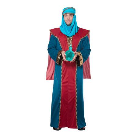 kong balthazar kostume til voksne krybbespil kostume til voksne