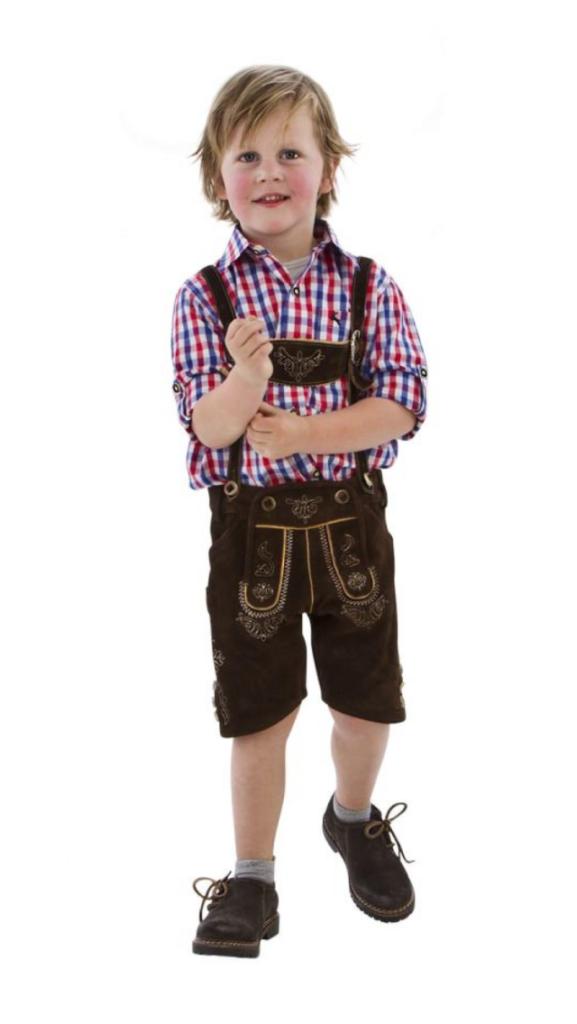 Lederhosen til børn 577x1024 - Oktoberfest kostume til børn og baby