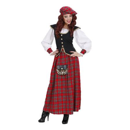 Skotte kostume til kvinder 450x450 - Skotte kostume til voksne
