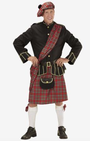 Skotte kostume til mænd 287x450 - Skotte kostume til voksne