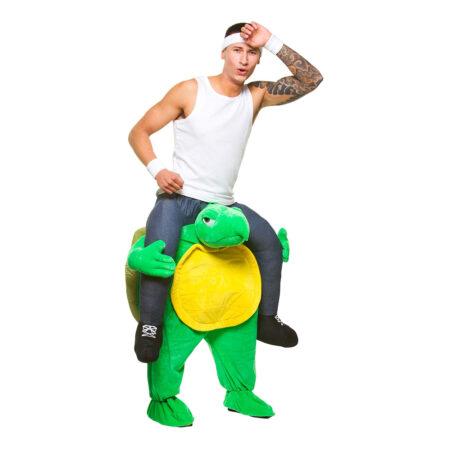 carry me skildpadde kostume til voksne 450x450 - Skildpadde kostume til voksne