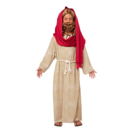jesus børnekostume julekostume bibelsk kostume til børn jødisk kostume til børn