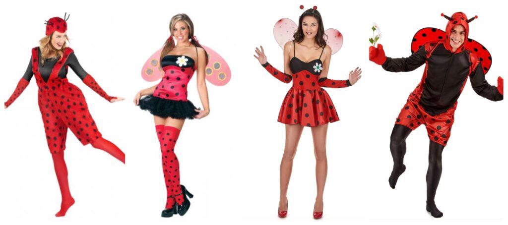 mariehøne kostume til voksne 1024x454 - Mariehøne kostume til voksne