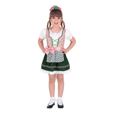 oktoberfest kjole til børn 450x450 - Oktoberfest kostume til børn og baby