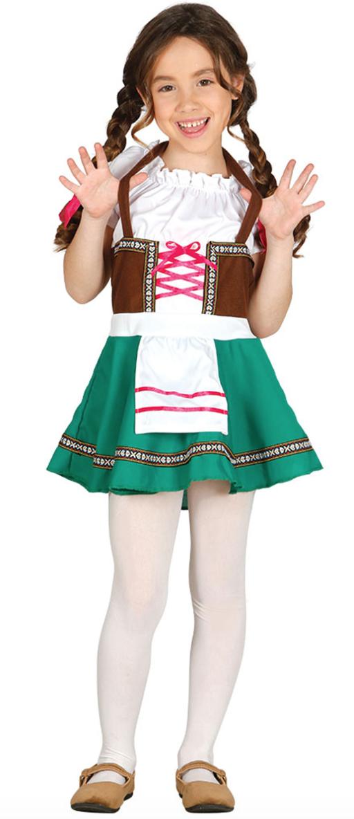 oktoberfest kostume til piger - KostumeUniverset