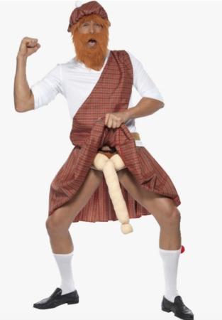 skotte kostume til voksne 313x450 - Skotte kostume til voksne