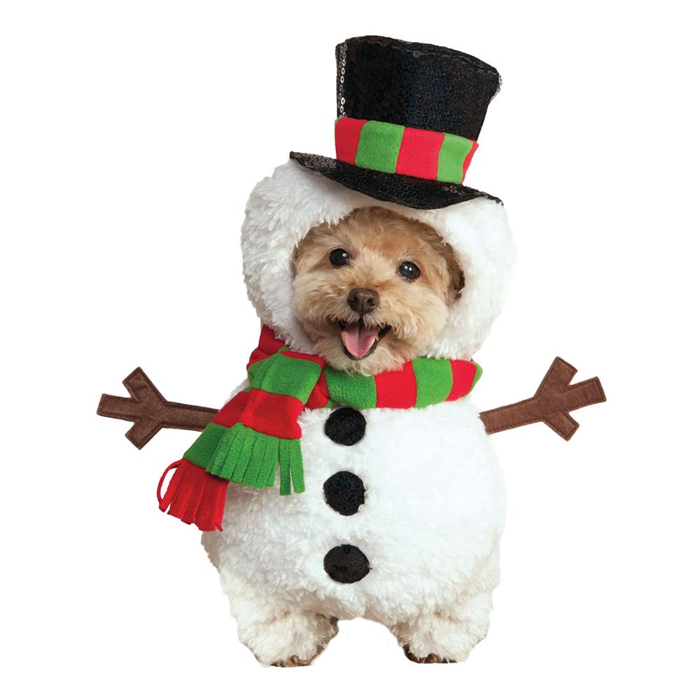 snemand hundekostume - Julekostume til hunde