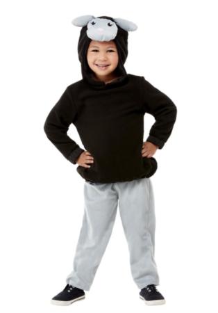 sort får kostume 314x450 - Får kostume til børn